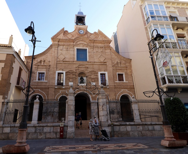 iglesia del Carmen,