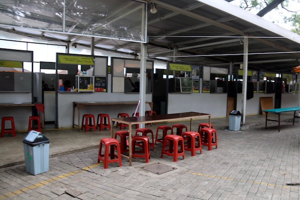 mesas Comunitarias Lenggang Jakarta
