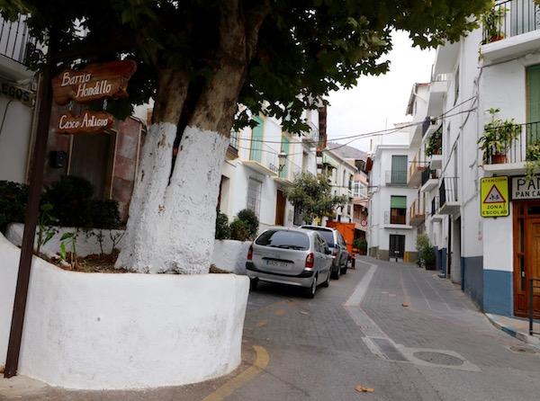 Barrio Hondillo
