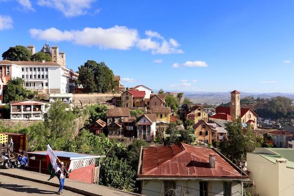 Ciudad Antananarivo