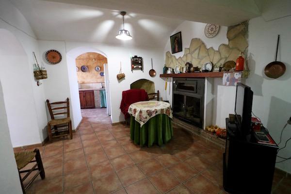Cocina Cueva José