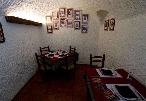 Comedor Restaurante La Tinaja