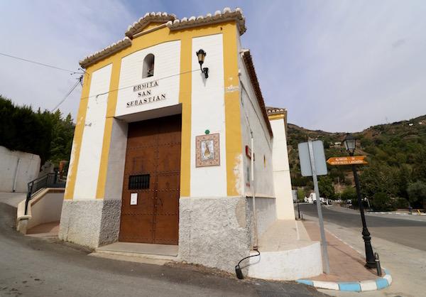 Ermita San Sebastián