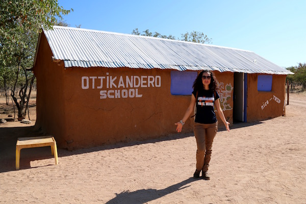 Escuela Himba