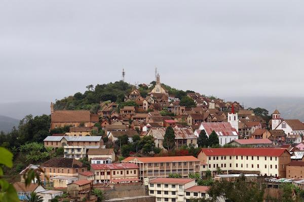 Fianarantsoa.