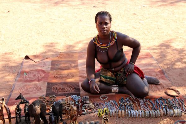 Mujer Himba,