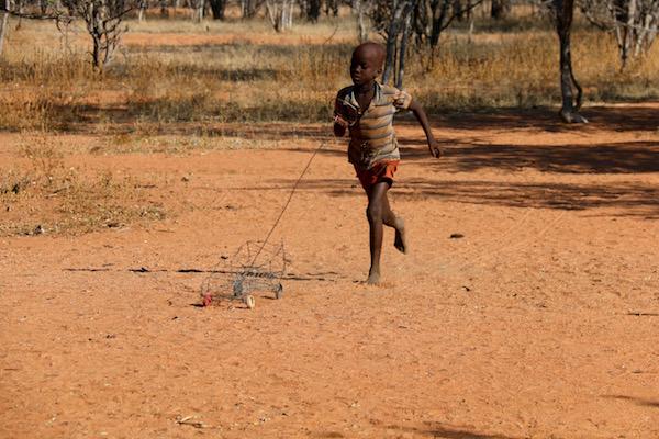Niño Himba