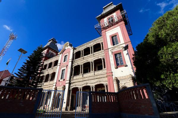 Palacio Andafiavaratra