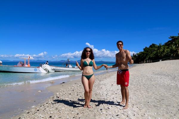 Playa Nosy Tanikely