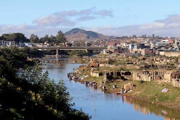 Río Ikopa.