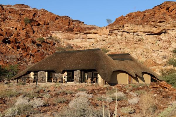 Resort Twyfelfontein