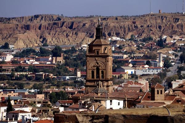 Torre Catedral Guadix