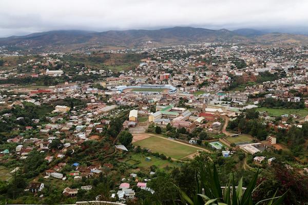 Vistas Fianarantsoa