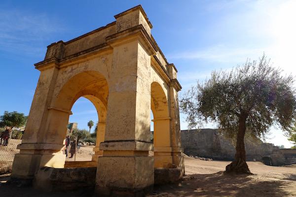 Construcciones Alcazaba Árabe