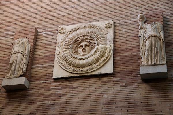 Exposición Museo Nacional de Arte Romano