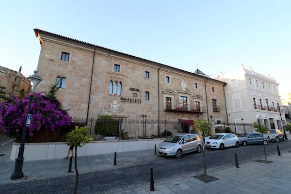Palacio Mendoza
