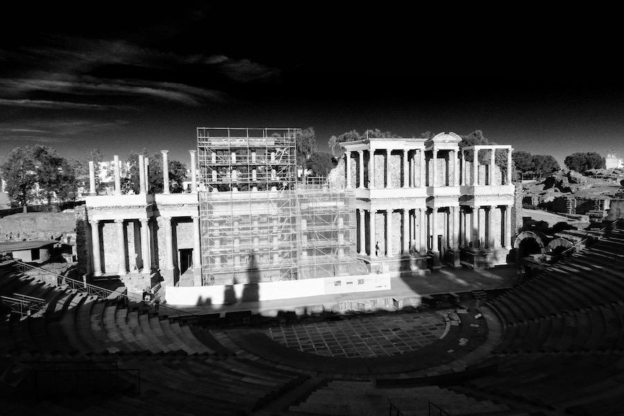 Teatro Romano Mérida