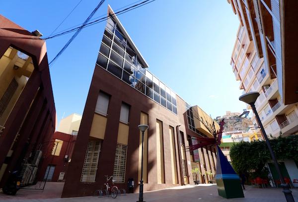 casa de la Cultura Francisco Rabal