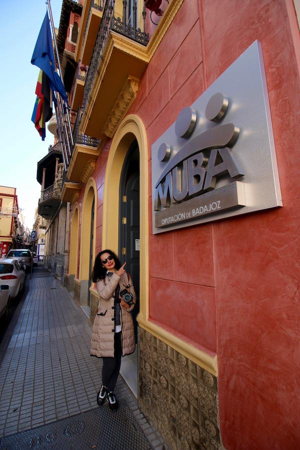 Fachada Museo Provincial de Bellas Artes