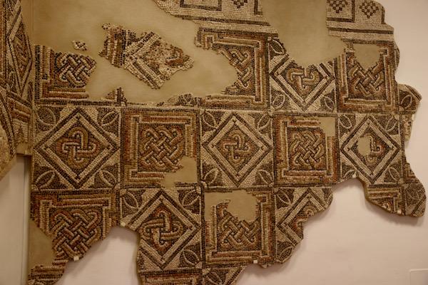 Fragmento mosaico