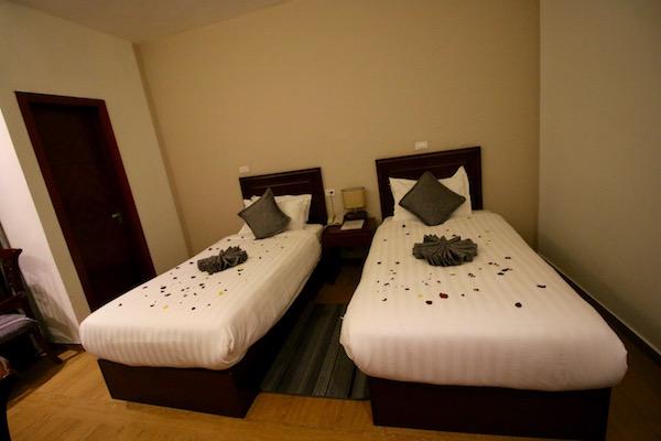 Habitación hotel Sunland