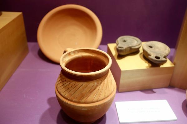 Objetos Museo de la Ciudad Luis Morales