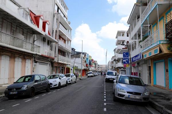 Calle Achille René Boisneuf
