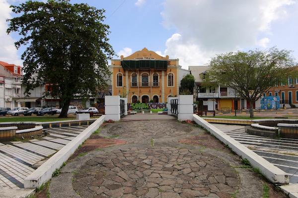 Edificio de Cine y Teatro