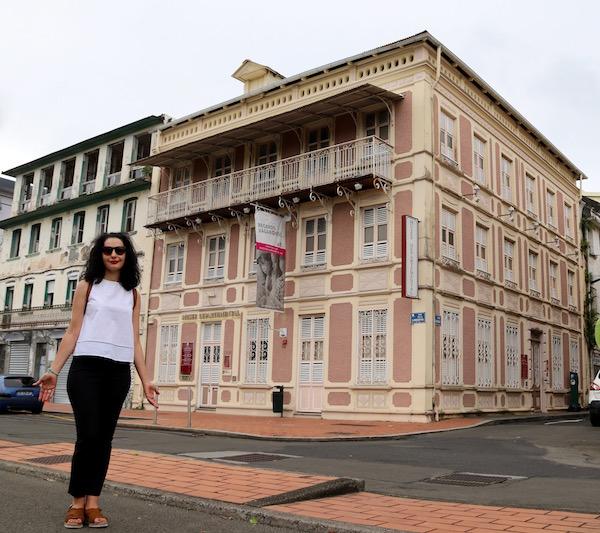 Museo Arqueología Precolombina y Prehistoria de Martinica