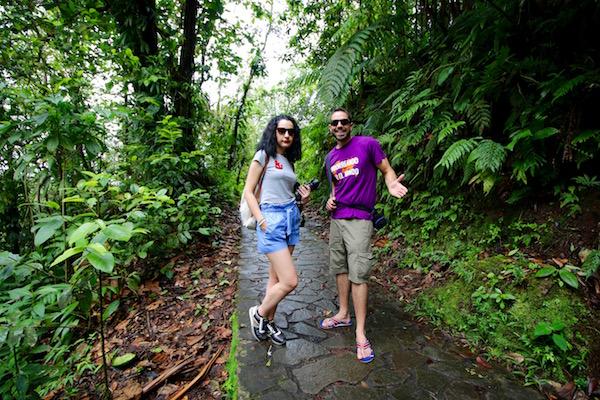 Senderos parque Nacional Guadalupe