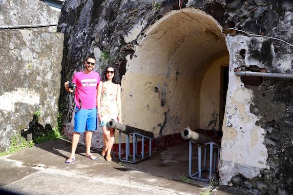 Túneles y Cañones