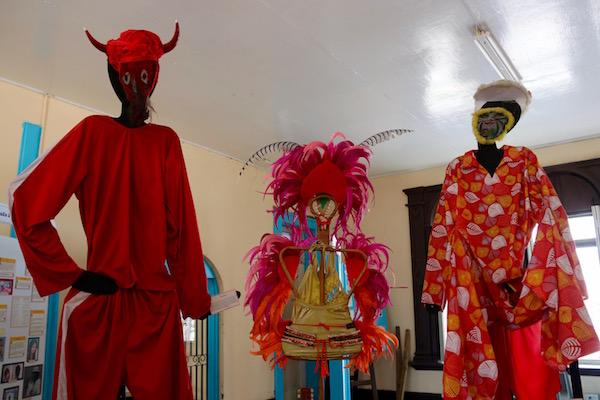 Trajes Carnaval