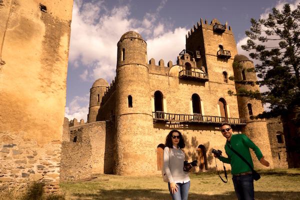 castillo de Fasilidas