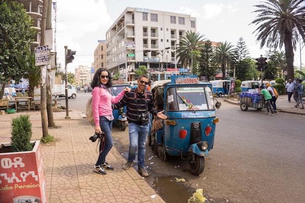 ciudad de Bahir Dar