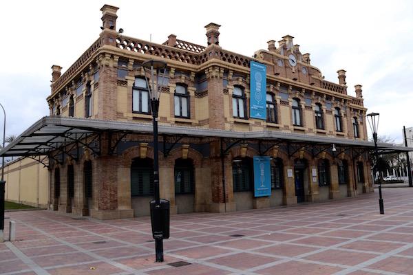 Antigua Estación Zaraiche