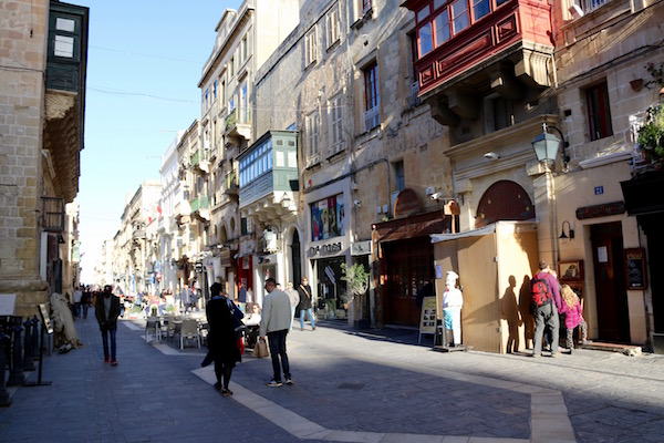 Calle Merchants