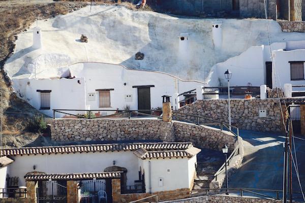 Casas Cuevas de Terque