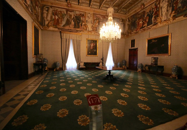 Estancias Palacio Maestre