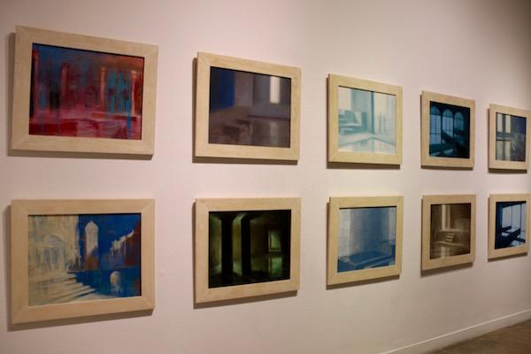 Exposición Esteban Bernal