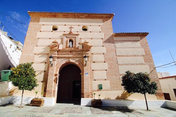 Fachada Iglesia Parroquial de la Anunciación