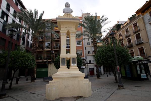 Plaza Eulalia