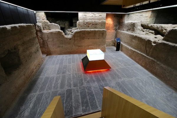 Sala Centro de Visitantes La Muralla de Murcia
