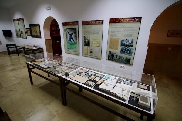 Sala Expositiva Museo Escritura Popular