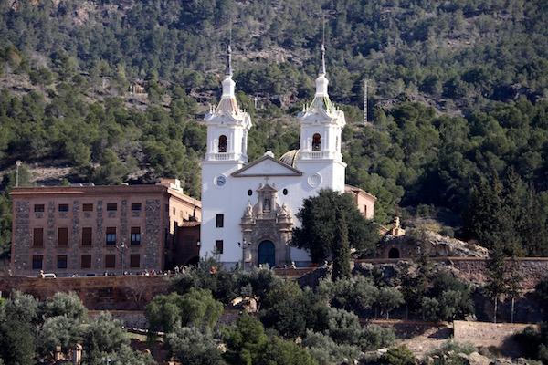 Santuario Fuensanta
