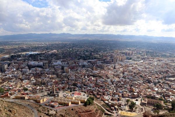 Vistas Lorca