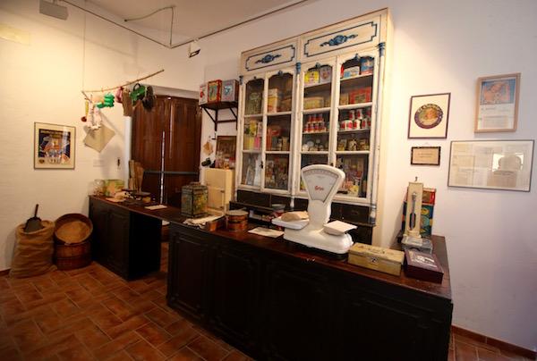 tienda de comestible