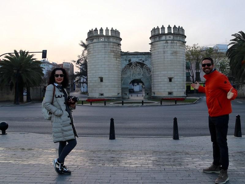 Puerta de Palmas,