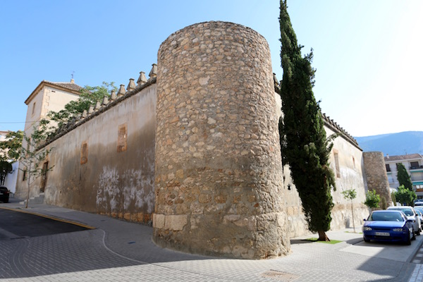Casa Castillo de los Condes de Padul.