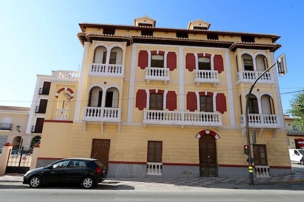 Casa Jaraba.