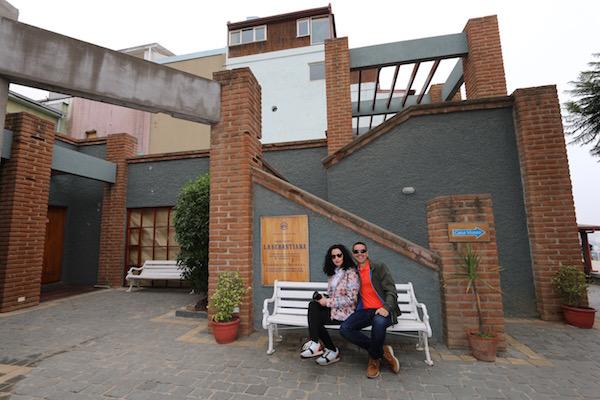 Casa Sebastiana, Valparaíso.